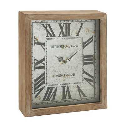 Wood Wall Clock - Birch Lane