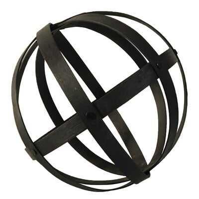 Leatherman Decorative Ball Sculpture - Wayfair