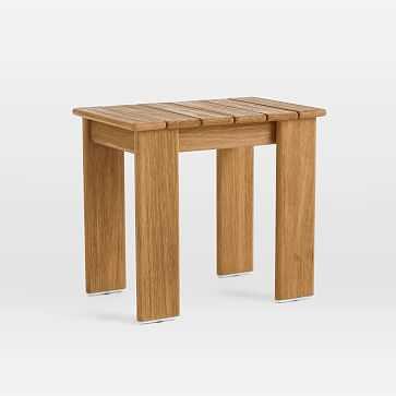 Playa Outdoor Side Table - West Elm