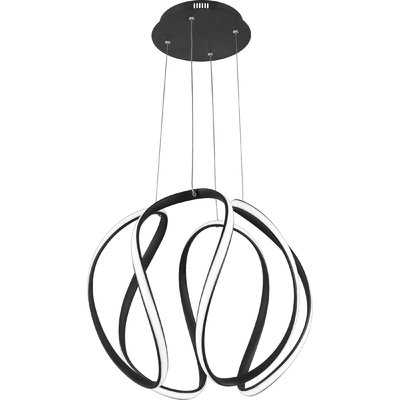 Brackin 1-Light LED Unique / Statement Chandelier - Wayfair