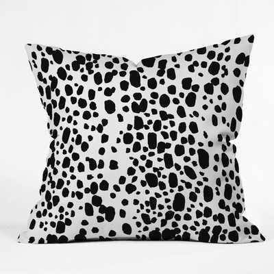 Spotted Throw Pillow - Wayfair