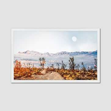 "Minted for west elm, Desert Super Moon, 52""x32"" - West Elm"