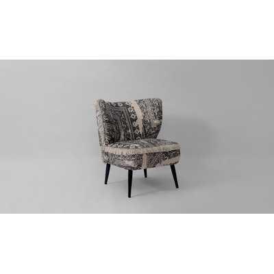 Rincon Upholstered Barrel Chair - Wayfair