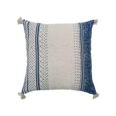 Aubuchon Cotton Throw Pillow - Wayfair