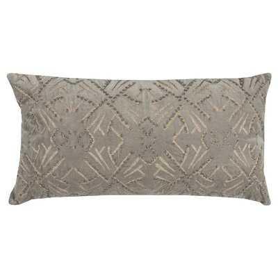 Cotton Lumbar Pillow - Wayfair