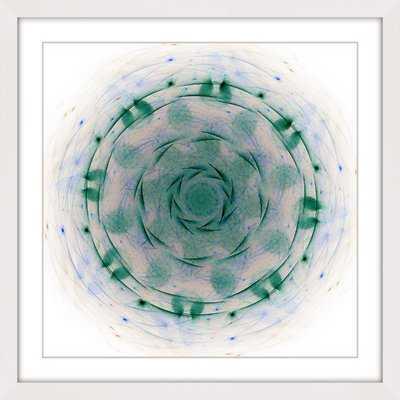 'Evolving Significance' Framed Painting Print - AllModern