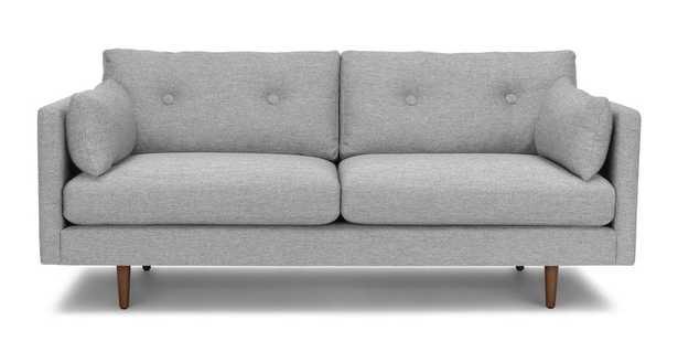 "Anton Winter Gray 74"" Sofa - Article"