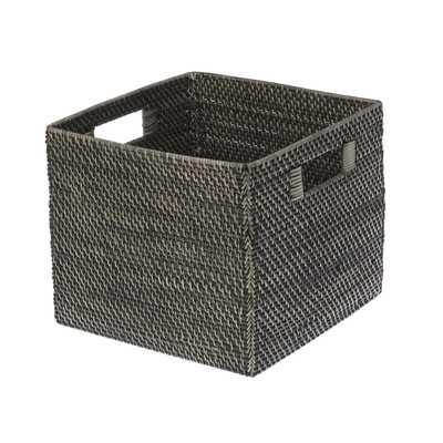 Rattan Storage Basket - AllModern