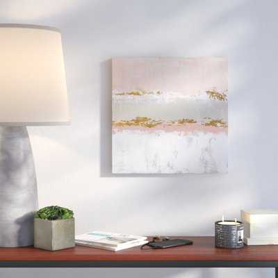 'Sedona Sunset' Print on Canvas - Wayfair