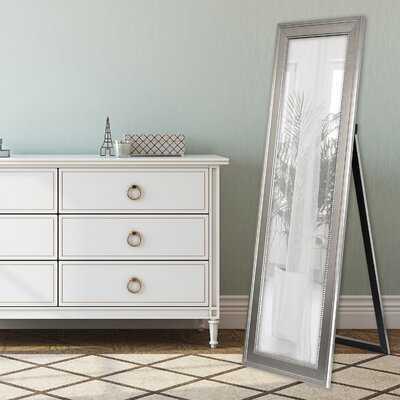Lafferty Full Length Mirror - silver - Wayfair