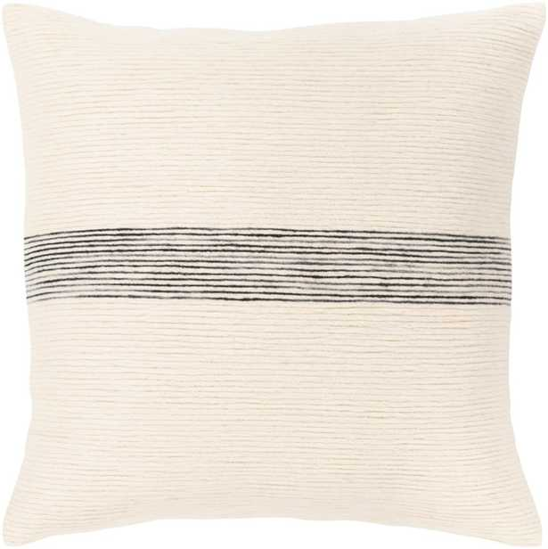 Carine Pillow - 18 x 18 with Polyester Insert - Neva Home
