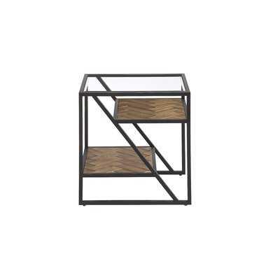 Kit Square End Table - Wayfair