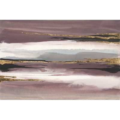 Gilded Storm II Painting Part on Wrapped Canvas - Wayfair