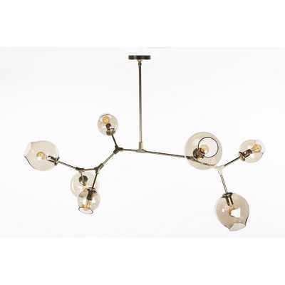 Efrain 7-light Sputnik Chandelier - Wayfair
