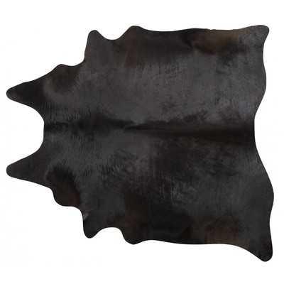 Handmade Black Area Rug - Wayfair