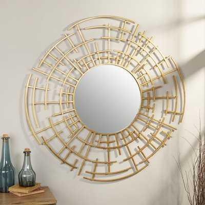 Dimensional Wall Mirror - Wayfair