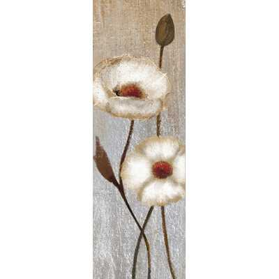 Flower and Nature Painting Print on Canvas - Wayfair