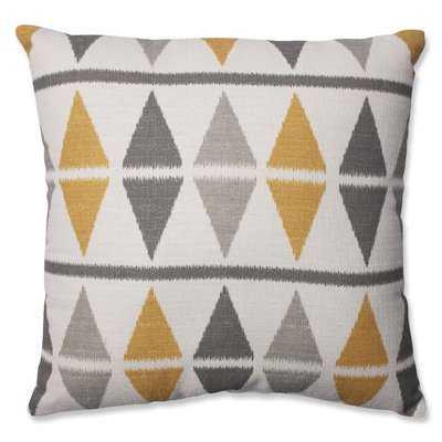 Lorenz 100% Cotton Throw Pillow - Wayfair