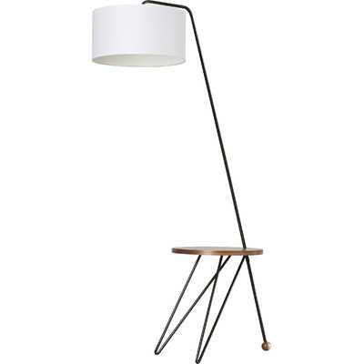 """Koppel 70"""" Tray Table Floor Lamp - AllModern"""