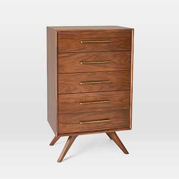 Wright 5-Drawer Dresser - West Elm