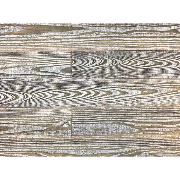 Easy Planking Thermo-Treated 1/4 in. x 5 in. x 4 ft. Gray Barn Wood Wall Planks (10 sq. ft. per 6-Pack), Deep Gray-Brown Color Of Barn Wood - Home Depot