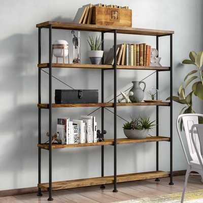 Thea Etagere Bookcase - Wayfair