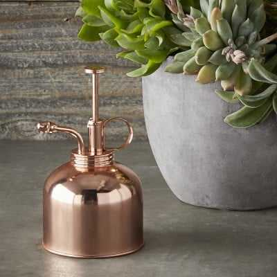 Copper Plant Mister - Williams Sonoma