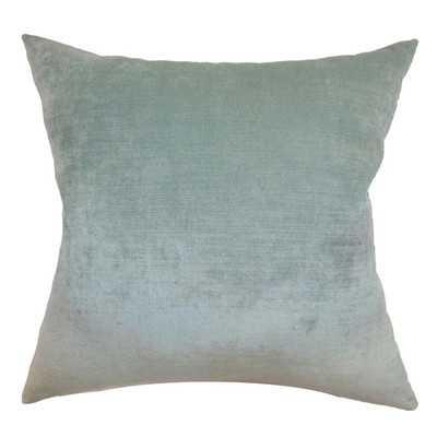 Ella Velvet Pillow - Wayfair