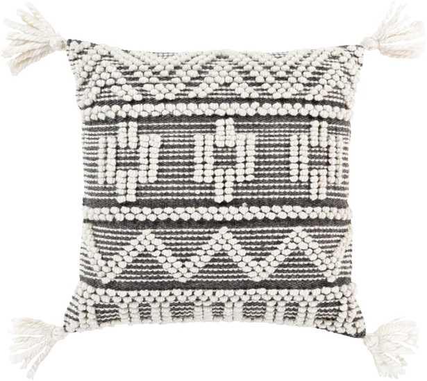"""Ismo Pillow Cover, 18""""x18"""" - Haldin"""