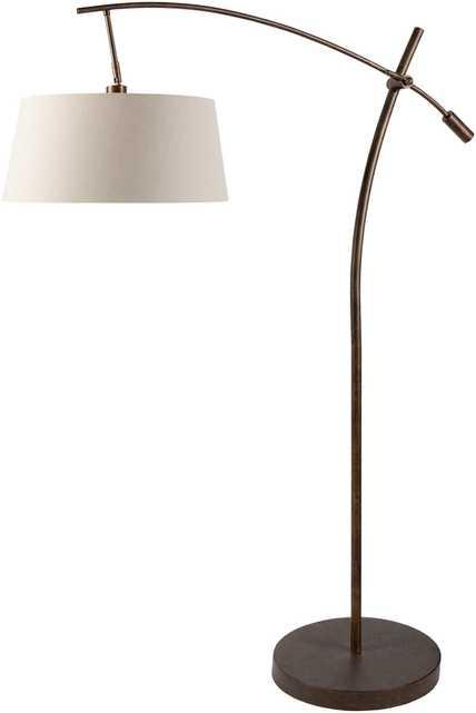 """Harrison - 18""""W x 79.50""""H Floor Lamp - Neva Home"""
