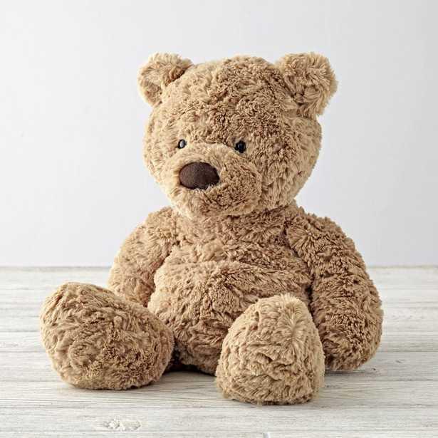Jellycat ® Medium Brown Bear Stuffed Animal - Crate and Barrel