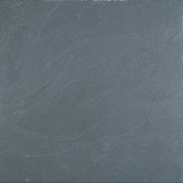 MSI Montauk Blue 12 in. x 12 in. Gauged Slate Floor and Wall Tile (10 sq. ft. / case) - Home Depot