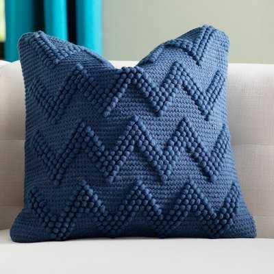 Breuer Indoor Chevron Pillow - Birch Lane