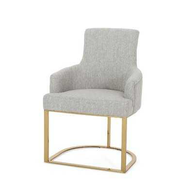 Zac Fabric Armchair - Wayfair