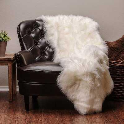 Light Cream White Rug - Wayfair