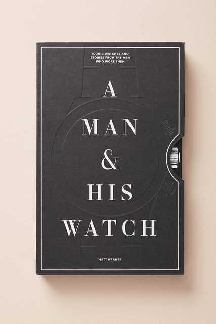A Man and His Watch - Anthropologie