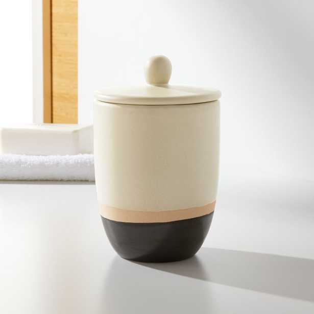 Bijou Canister Large - Crate and Barrel