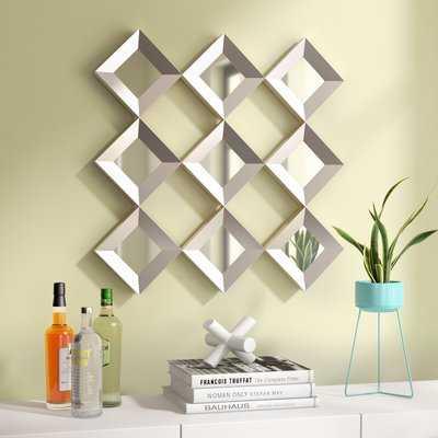 Fredela Decorative Wall Mirror - Wayfair