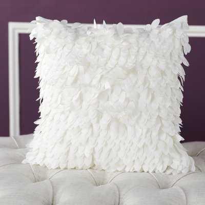 Tonnele Ruffle Throw Pillow - AllModern