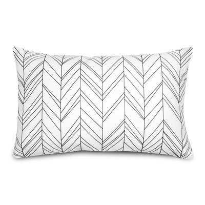 Maspeth Boudoir Linen Lumbar Pillow - AllModern