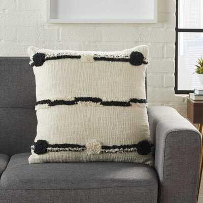 Mckernan Cotton Throw Pillow - Wayfair