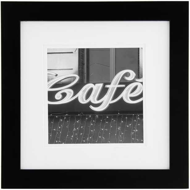 8 in. x 8 in. Black Picture Frame - Home Depot