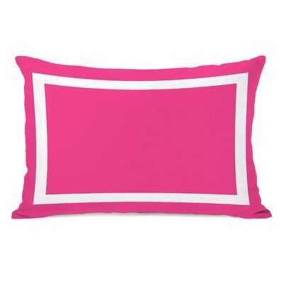 Clerkin Outdoor Lumbar Pillow - Wayfair