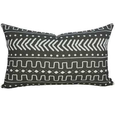 Hector Geometric Back Lumbar Pillow - Wayfair