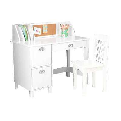 """35.75"""" Writing Desk with Hutch - AllModern"""