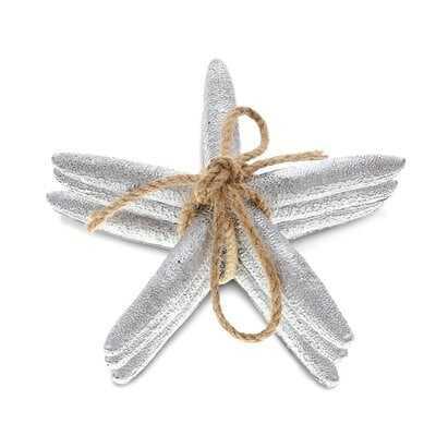 Poisson Decorative Resin Starfish Home Accents - Wayfair