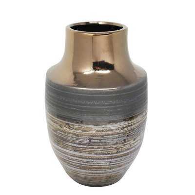 Perla Ceramic Table Vase - Wayfair