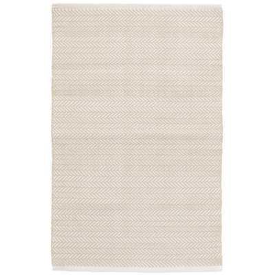 C3 Herringbone White Indoor/Outdoor Area Rug - Wayfair