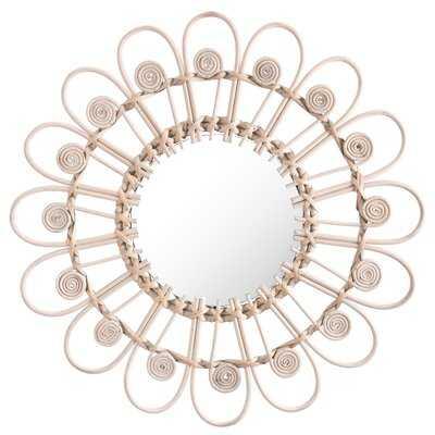 Jalynn Eclectic Accent Mirror - Wayfair