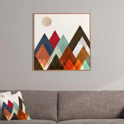 Pepper Moon - Picture Frame Graphic Art Print - AllModern